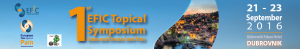 1st Topical Symposium Dubrovnik 2016